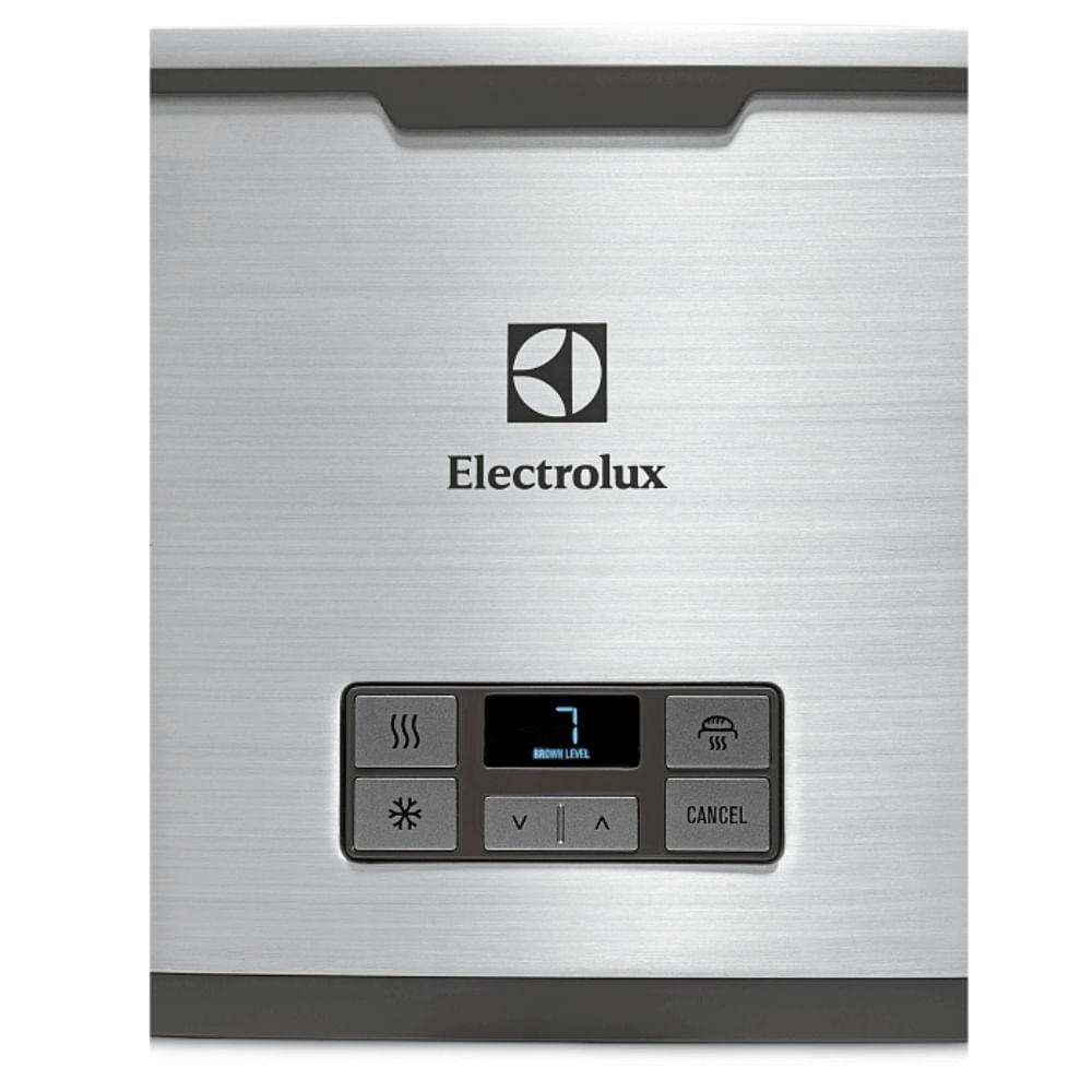 Torradeira 7 Níveis Electrolux Função Descongelamento