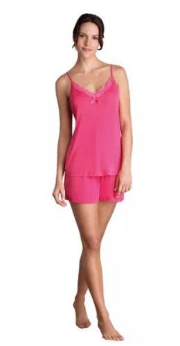 Pijama Lupo Loba Feminino Doll Liganete 24036-001