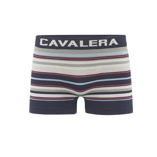 Cueca Cavalera Boxer Microfibra Sem Costura Yoan Ce0571