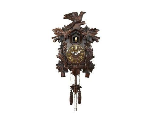 Relógio Clássico Cuco Herweg Madeira Reflorestamento 530001
