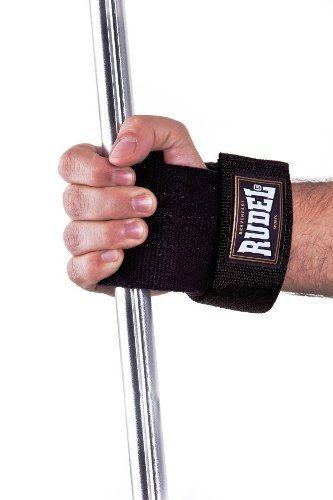 Luva Straps Halter Rudel  Luvas Musculação 116-01