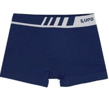 Cueca Lupo Kids Infantil Boxer Microfibra S/ Costura 136-001