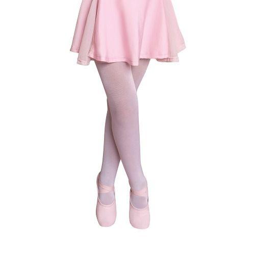 Meia Calça Fio 40 Lobinha Ballet Infantil 2520-001