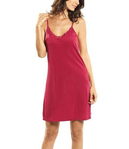 Camisola Renda Lupo Af Liganete Basica Bodywear 24035-001