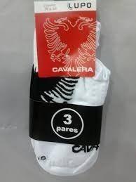 Kit 3 Pares Meia Sapatilha Cavalera 3717-089
