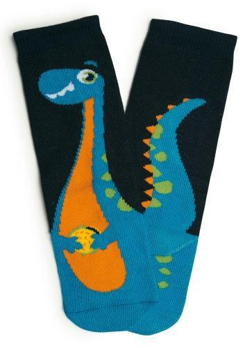 Meia 3/4 Longa Baby Bebê Menino Puket Dinossauro 7045