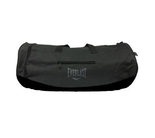 Bolsa Weekend Bag Everlast Academia Cinza Escuro Em70034b