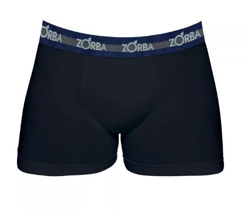 Kit 3 Cueca Boxer Zorba Max Tamanho Especial Plus Size 0702