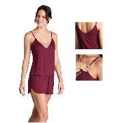 Pijama Lupo Loba Feminino Modal 24268-001.