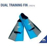 Nadadeira Speedo Dual Training Fin Com Sacola 748374