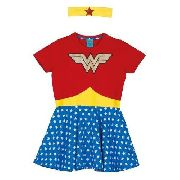 Camisola Pijama Warner Bros Lupo Mulher Maravilha 21288-001