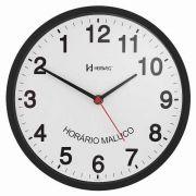 Relógio De Parede Anti-horário Invertido Herweg 6646