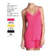 Pijama Lupo Loba Feminino Baby Doll Liganete 24036-001