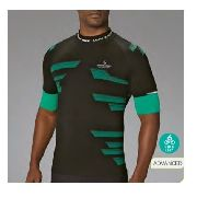 Camiseta Ciclismo Ls Bike Lupo Dry Masculina Verde 70665-001