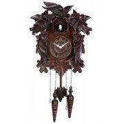 Relógio De Parede Cuco Herweg Sensor Noturno 5379