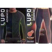 Conjunto Térmico Masculino Lupo Camiseta E Calça 70601-001 70045-001