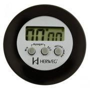 Timer Ditigal Regressivo Cronômetro Herweg 3303