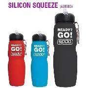 Squeeze Speedo Garrafa Dobrável Em Silicone 450003