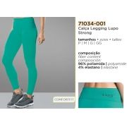 Calça Legging Strong Sport Original Lupo Fitness 71034-001.