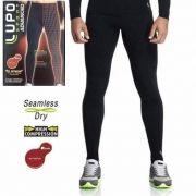 Calça Térmica Masculina Sem Costura X-run Compressão Lupo 70601-001
