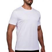 Camiseta Branca Algodão 100% Algodão Pima Esporte Lupo 72050-001