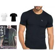 Camiseta Térmica Manga Curta Segunda Pele Lupo I-power 70040-001