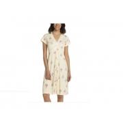 Camisola Feminina Floral Conforto Algodão 100% Lupo 24303-001