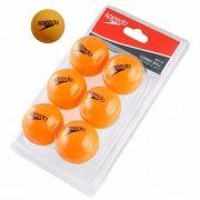 Kit 6 Bolas Ping Pong Combo Ball Speedo Bola Bolinha 858116