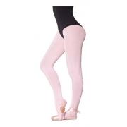 Meia Calça Ballet Versátil Fio 60 Loba Lupo Conversível 5716-001