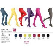 Meia Calça Trend Shine Fio 110 Lupo Colorida Fashion 5718-001