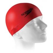 Touca Natação Silicone Lisa Speedo Flat Swim Cap C18009