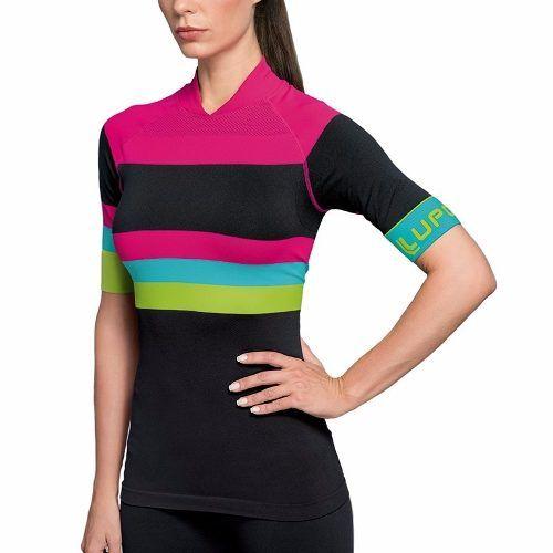 Camiseta Ciclismo Feminina Manga Curta Ls Bike 71640-001