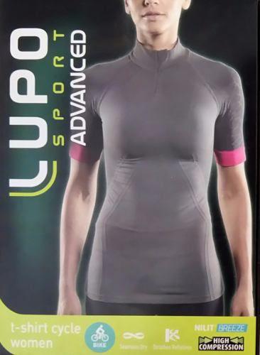 Camiseta Ciclismo Feminina Manga Curta Lupo Cycle Women 71628-001