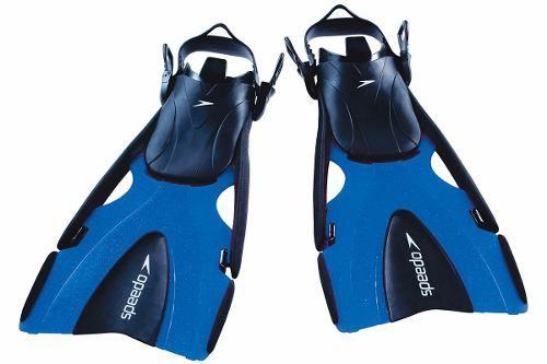 Nadadeira Regulável Speedo Delta Fin 748375