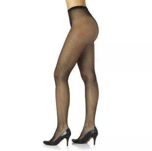 Meia Calça Arrastão Fashion Lupo Loba 5097-001