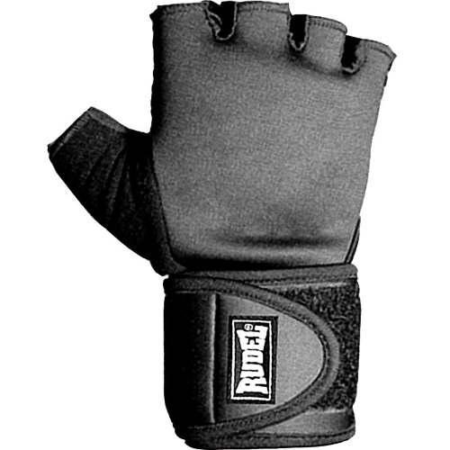 Luva Flex Air Para Musculação F1 Academia Rudel Preta 101-11