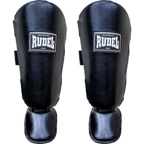 Caneleira Injetada Treino Mma Fight Braveheart Rudel Sports 346-21