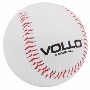 Bola De Beisebol Vollo 9 Branca VB1090BC