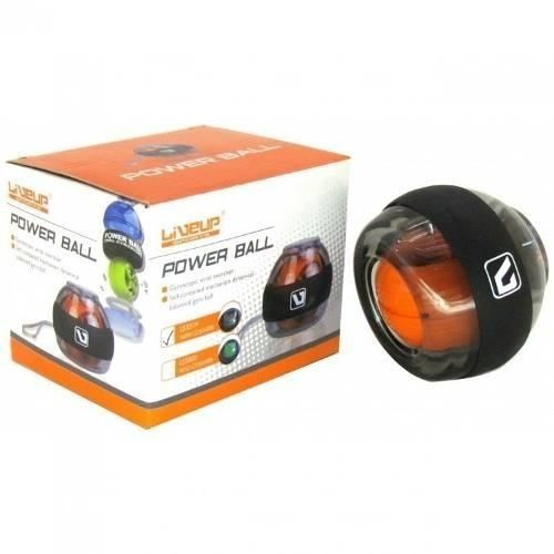 Powerball Giroscopio Digital Liveup Wristball Power Ball LS3321B