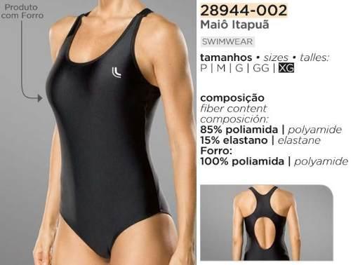 Maiô Itapuã Lupo Sport Swimwear 28944-002