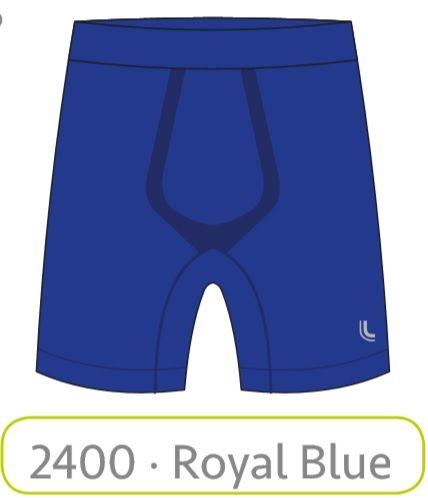 Bermuda Térmica Compressão Sem Costura I-max Lupo 70050-001