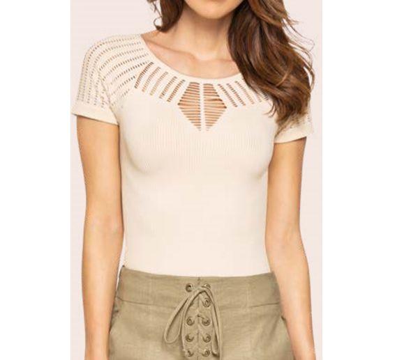 Blusa Donna Loba Trend Sem Costura 45174-001