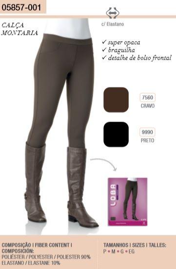 Calça Montaria Lupo Loba 5857-001
