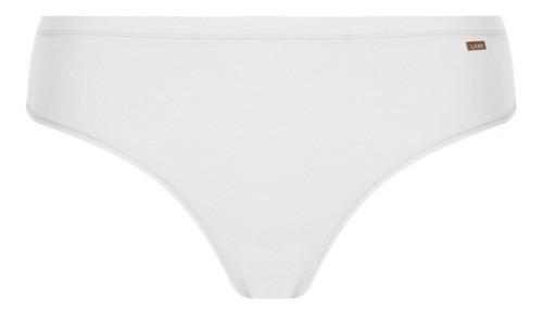 Calcinha Clássica Biquini Algodão Cotton Plus Lupo 40353-001