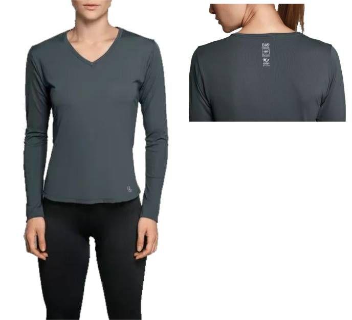 Camiseta Lupo Repelente Proteção Solar Feminina Uv 50+ 77028-001