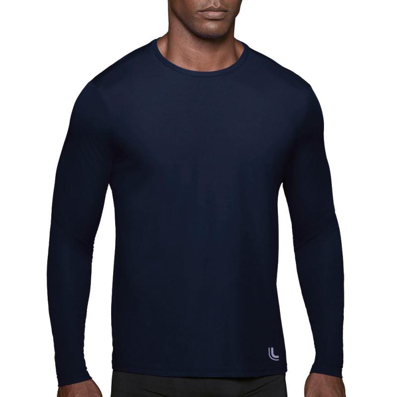Camiseta Manga Longa  Am Repelente Proteção Uv 50+ Lupo 77031-001