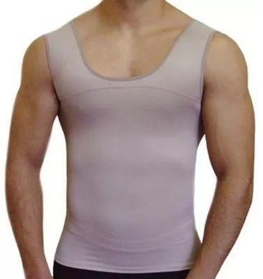 Camiseta Modeladora Esbelt 5770 Masculina Com Anvisa  01.5570