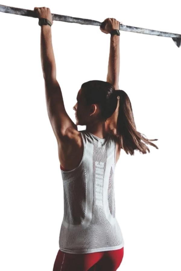 Camiseta Regata Running Raschel Sport Feminina Lupo 71677-001