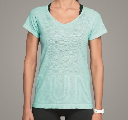 Camiseta T-Shirt Run Free Lupo 71641-001