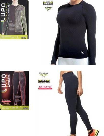 Conjunto Térmico Feminino Lupo Camiseta E Calça 71012-001 e 71523-001